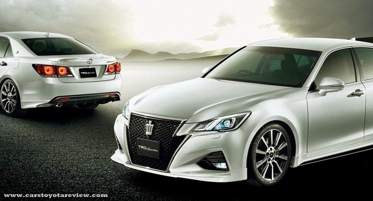 2018 Toyota Crown For Sale In Us