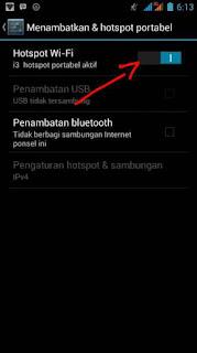 Portable hotspot