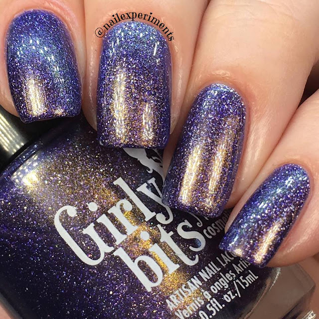 girly bits indie expo canada limited edition polish lost in the path