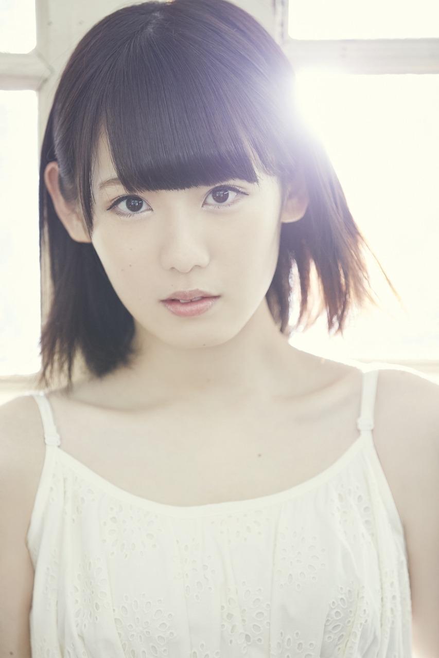 Koike Minami 小池美波, HUSTLE PRESS 2017年7月15日 U18 Zero