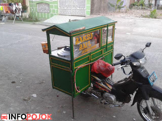 Bisnis Makanan Kaki Lima