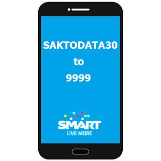 Smart SAKTO DATA Promo