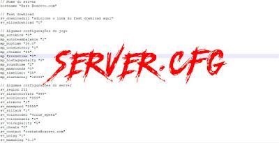 A melhor server.cfg para seu servidor de Counter Strike