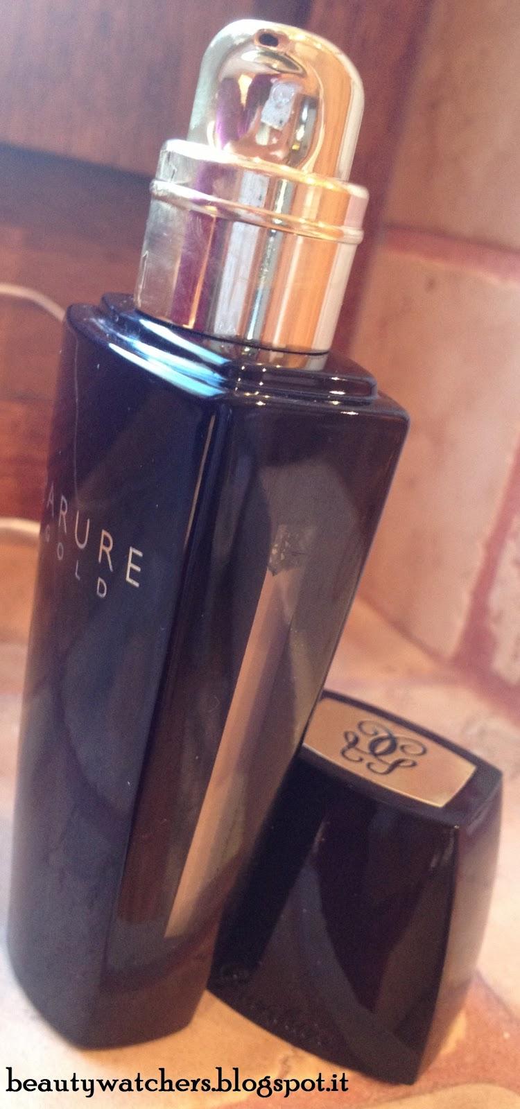 nuova selezione l'ultimo migliore qualità per beautywatchers: Guerlain - Parure Gold Fond de Teint Lumière ...