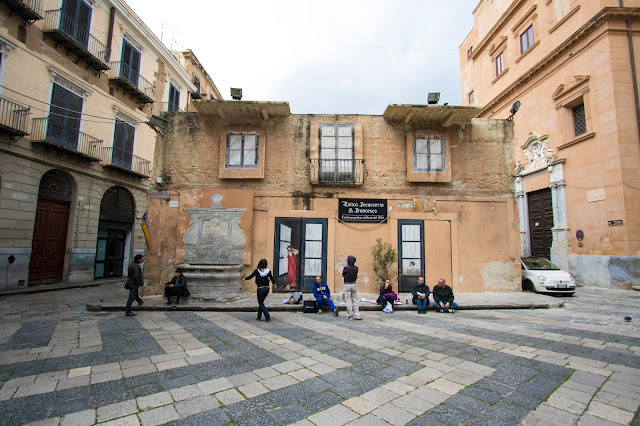Antica focacceria San Francesco-Palermo