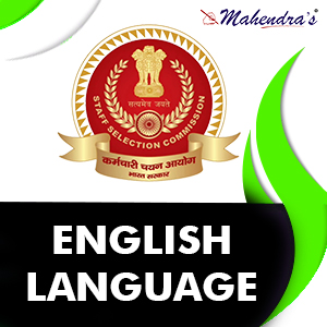 SSC CPO : English Language Quiz | 11 - 02 - 19