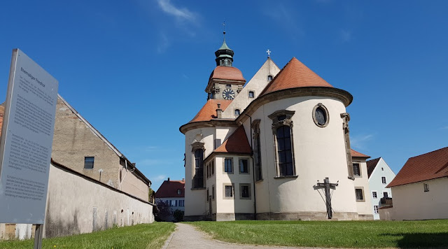Ellingen - Pfarrkirche St.-Georg