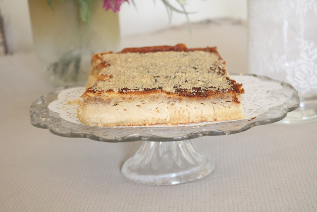 IMG 2792 - עוגת תפוזים עסיסית לפסח