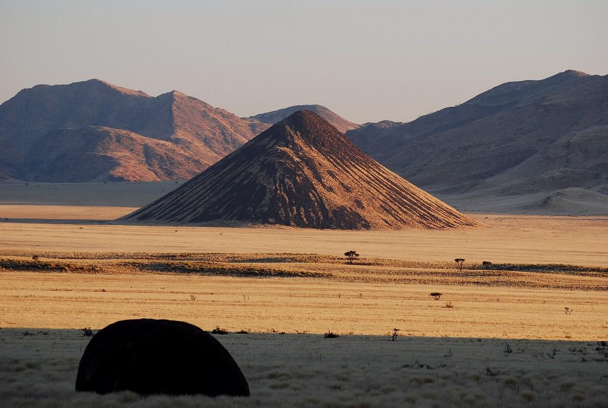 savane du Namib