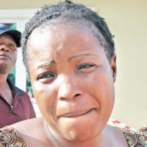 My Life Is Ruined - 51-year-old Widow Who Lost Her Only Son in Lagos Collapsed Building Laments