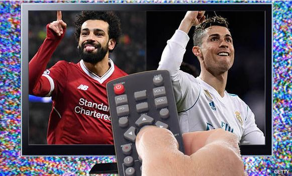 Champions League BLACKOUT - Millions of TVs will 'TURN OFF' during Real Madrid VS Liverpool Finals Match