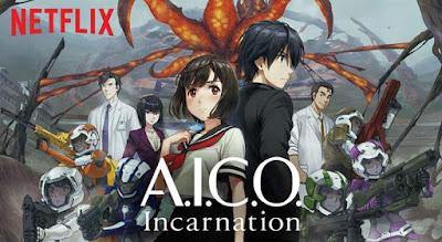 A.I.C.O. Incarnation Batch Sub Indo