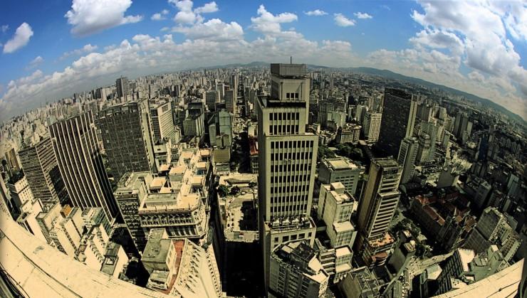 Top 10 Vibrant Cities in South America - São Paulo, Brazil