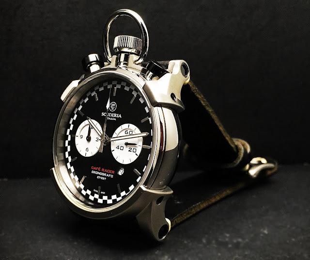 大阪 梅田 ハービスプラザ WATCH 腕時計 ウォッチ ベルト 直営 公式 CT SCUDERIA CTスクーデリア Cafe Racer カフェレーサー Triumph トライアンフ Norton ノートン フェラーリ CAFE RACER カフェレーサー CS20118