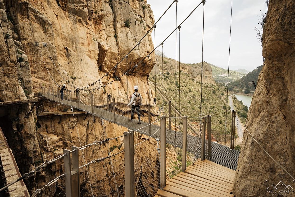 Visitar a Andaluzia - Caminito del Rey