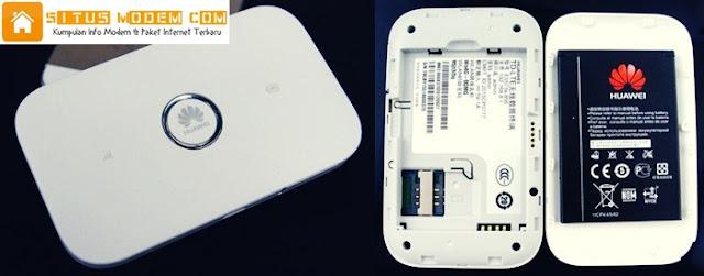 Modem MIFI Huawei E5573 (4G LTE/150Mbps/Unlock All Operator)