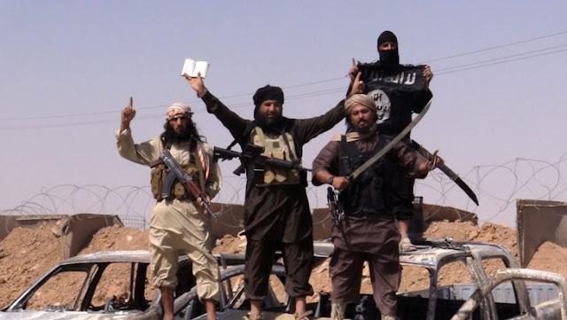 Mujer soldado iraquí mata a tiros a comandante de ISIS