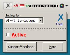 Anonymox proxy
