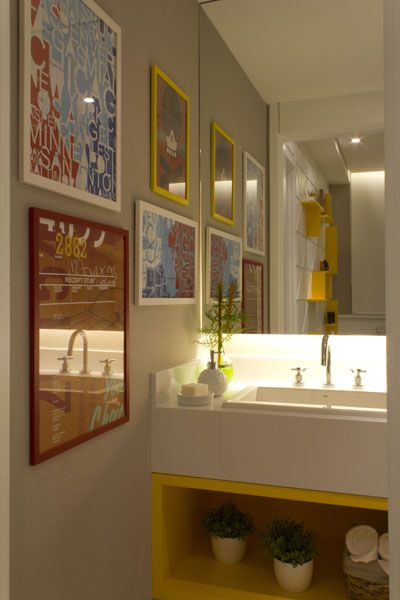 marcenaria-em-amarelo-arquitetura