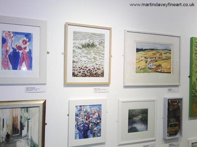Martin Davey art at Christchurch museum