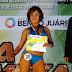 Perla Maribel Rosas León 1er lugar categoria especial femenil Copa Promesa 2017
