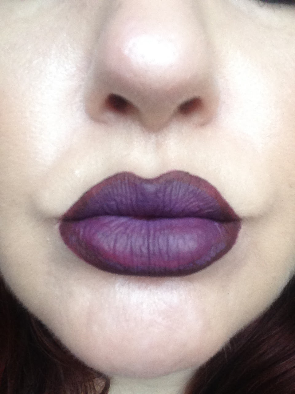 Review Kat Von D Everlasting Obsession Liquid Lipstick Collectors Moodmatcher Matte Just Blush Damned Mixed With Ayesha