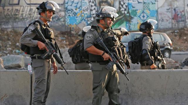 Israel reprime protesta de Día de la Ira de palestinos