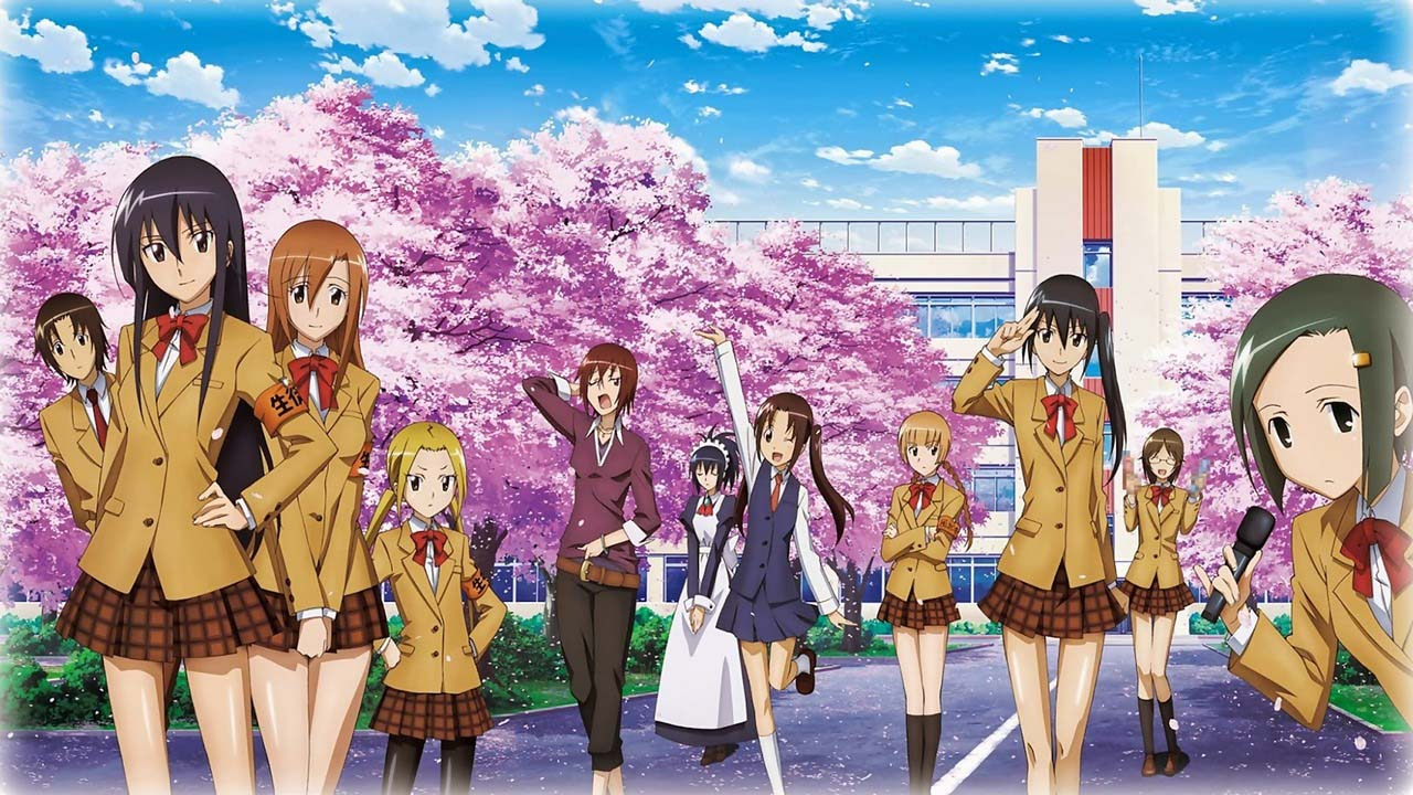 Seitokai Yakuindomo Movie Subtitle Indonesia