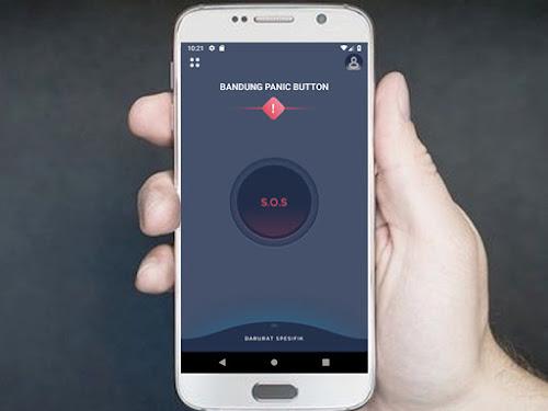 Aplikasi Bandung Panic Button