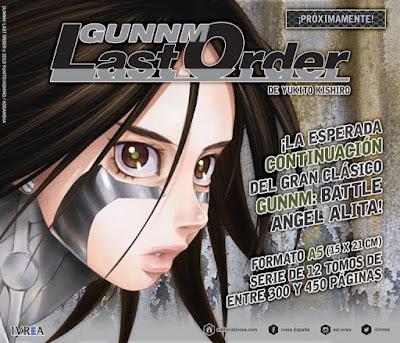 Gunnm Last Order