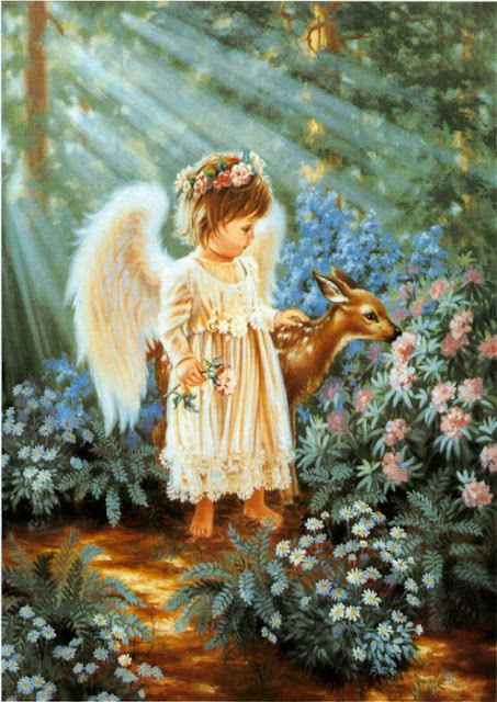 Cute Baby Love Wallpaper Little Angels This Is Quite Good