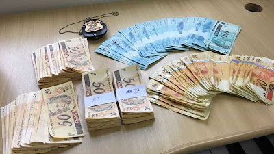 Operação Moneda prende 14 pessoas em investigação contra fabricação de dinheiro falso