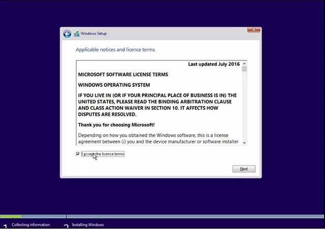 Cara Install Windows 10 dengan Flashdisk tanpa kehilangan data 5
