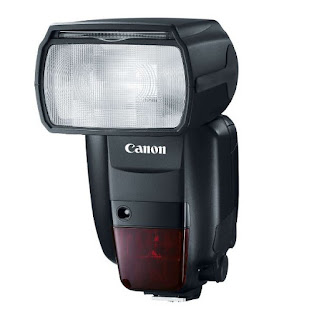 Canon Speedlite 600EX II-RT flash