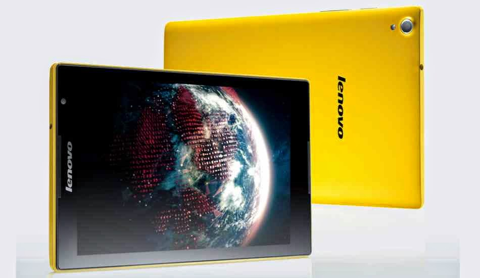 Lenovo S8 8Inch HD Tablet Available on Flipkart