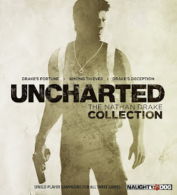 Reviews Trailers For Movies Games Invisiblekid Org Uncharted The Nathan Drake Collection Review