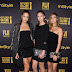 Sophia, Sistine and Scarlet Stallone named Miss Golden Globe 2017
