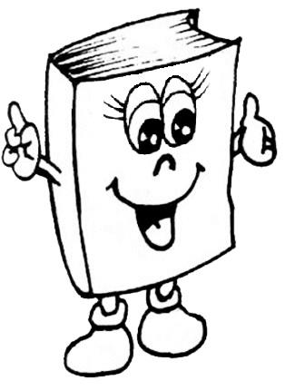 18 de abril dia do livro desenhos para colorir - Libro da colorare elefante libro ...