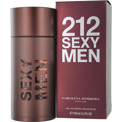 Carolina Herrera 212 Sexy Men EDT