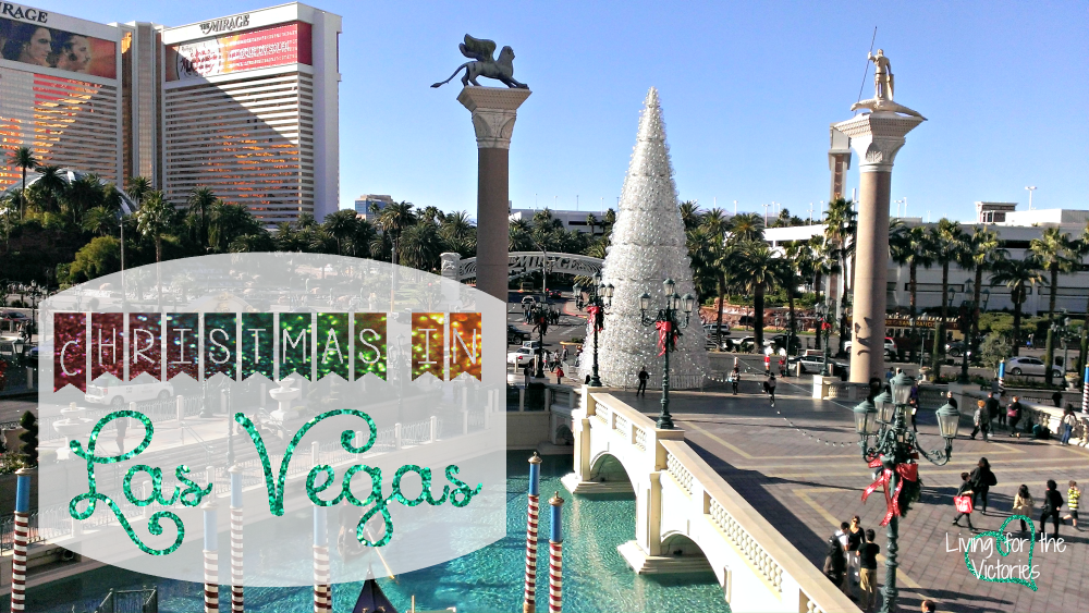 Christmas in Las Vegas: Living for the Victories