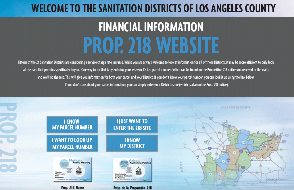 Sierra Madre Tattler >> The Sierra Madre Tattler!: Prop 218: Sierra Madre and Arcadia's Los Angeles County Sanitation ...