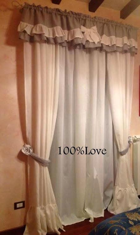 100 love tenda balze for Angelica home e country tende