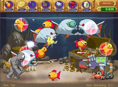 妖怪水族館中文版+密技,可愛的水族箱飼養遊戲!