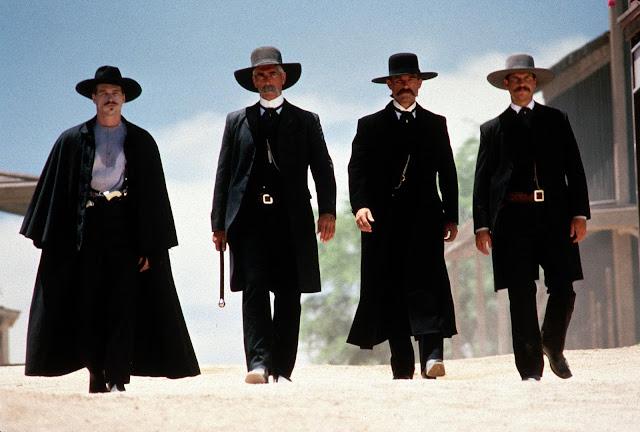 Tombstone film.