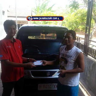 suzuki pick up gunung pati semarang