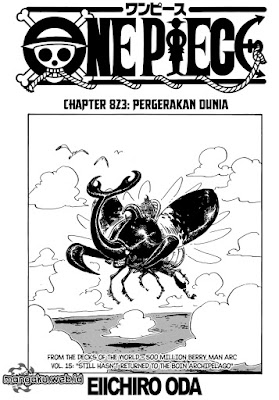 Cover one piece 823