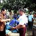 Jenguk Korban Angin Kencang, Pemko Serahkan Bantuan