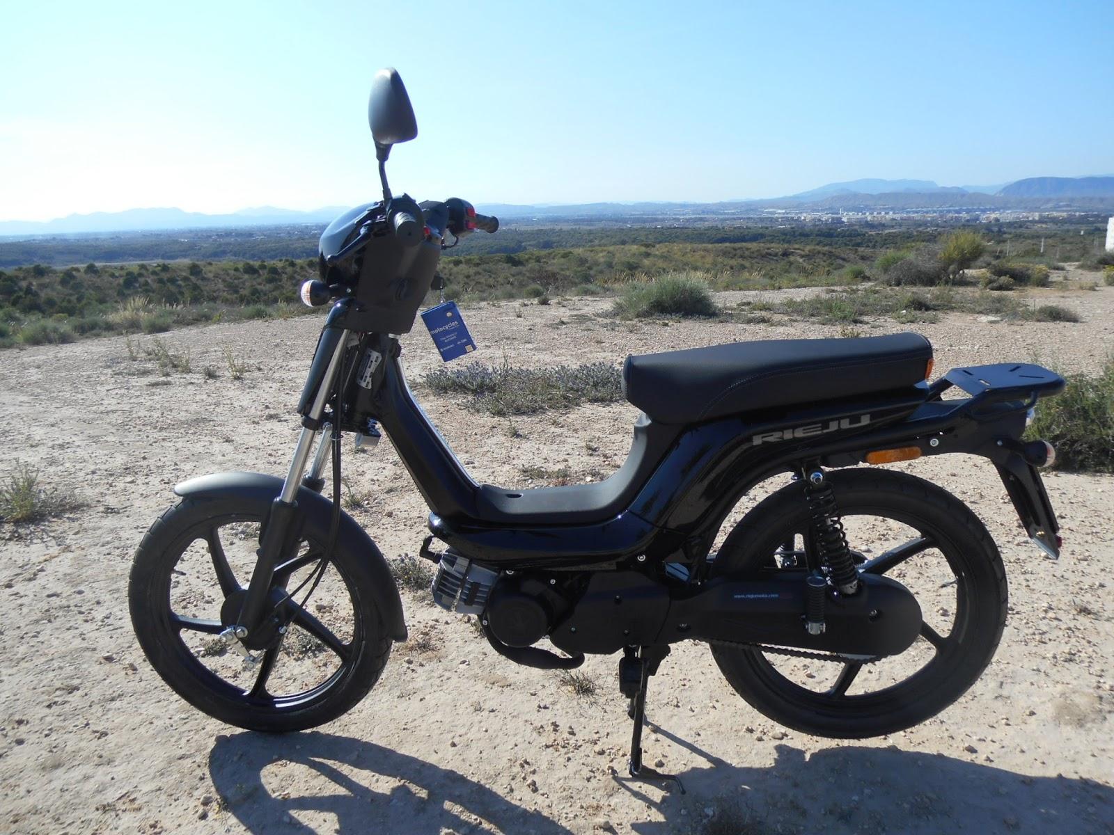Rieju Bye Bike One Luxe DSCN3193