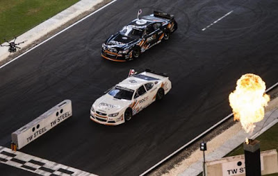 The NASCAR Whelen Euro Series Cars Will Be Among The Vehicles Elected For The World Famous Race Of Champions To Test The Skills Of Some Of The Best Drivers In The World.