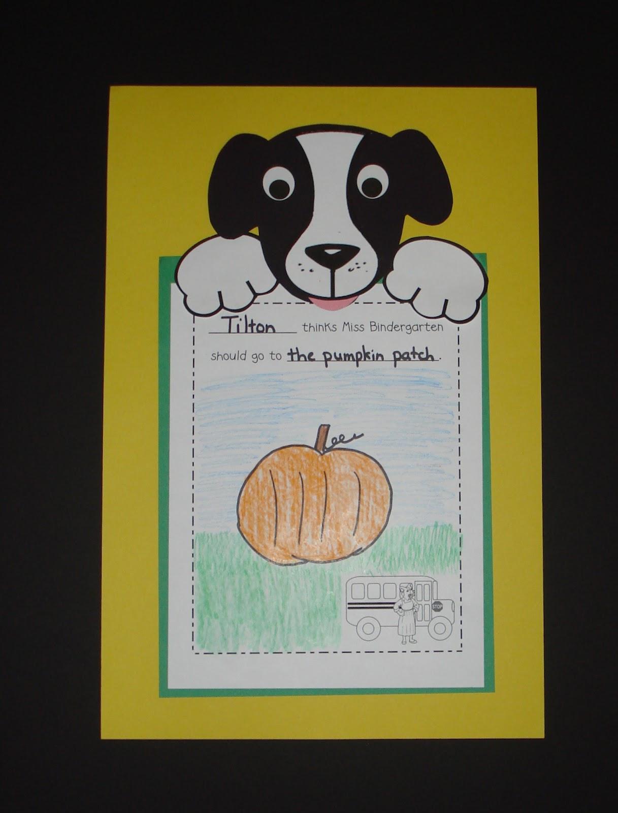 Kindertrips 2 Craftivity Ideas And Freebies